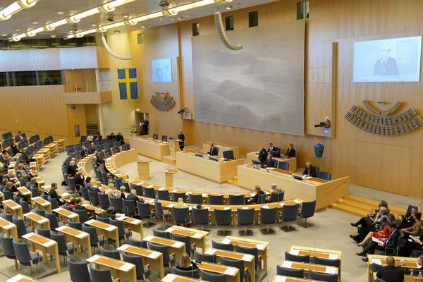 Sveriges riksdag – läromedel i samhällskunskap åk 4,5,6